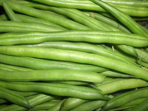 fasole-verde